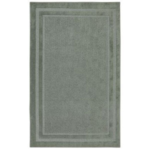 Casual Sage Rectangular: 5 Ft. x 7 Ft. Indoor Rug