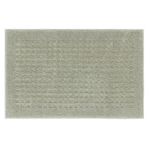 Casual Solid Sage Rectangular: 2 Ft. x 3 Ft.