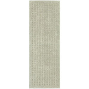 Casual Solid Sage Rectangular: 2 Ft. 2 In. x 6 Ft.