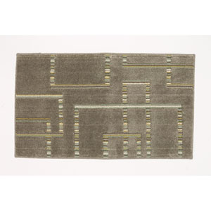Casual Geometric Multicolor Rectangular: 1 Ft. 8 In. x 2 Ft. 10 In. Rug