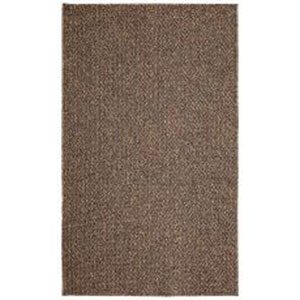 Tufted Entryway Camel Rectangular: 3 Ft. x 5 Ft. Rug