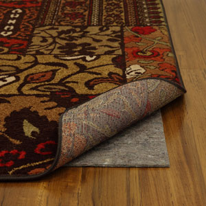 Dual Surface Rug Pad Supreme Dual Surface Rug Pad Runner: 2 Ft. x 16 Ft Pad