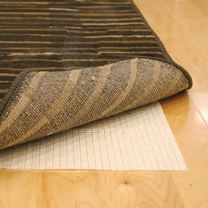 Rug Pad Rectangular: 1 Ft. 6 In. x 2 Ft. 6 In Pad