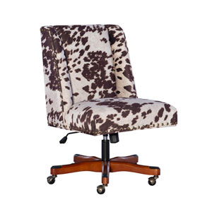 Draper Milk Office Chair