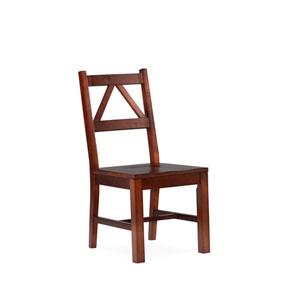 Titian Antique Tobacco Chair
