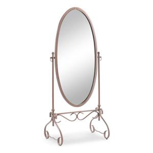 Michelynn Antique Brown ChLandonl Mirror