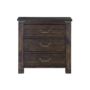 Pine Hill Drawer Nightstand