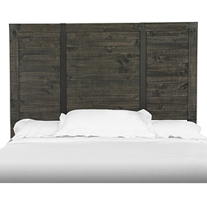 Abington Panel Bed Headboard - King