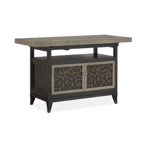 Ryker Black Counter Height Dining Table