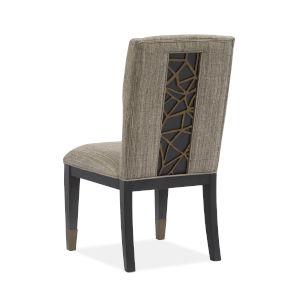 Ryker Black Dining Side Chair