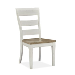 Hutcheson White Dining Side Chair