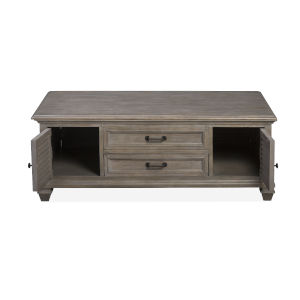 Lancaster Dove Tail Grey Cocktail Table