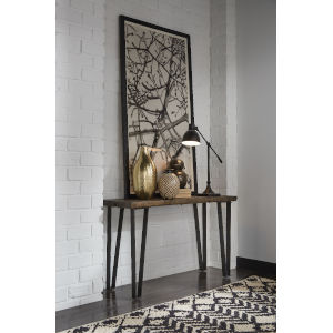 Dartmouth Brown Rectangular Sofa Table