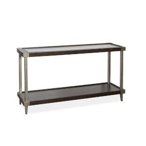 Tamron Brown Sofa Table