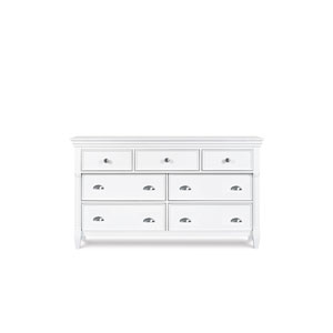 Kasey Wood Seven Drawer Dresser
