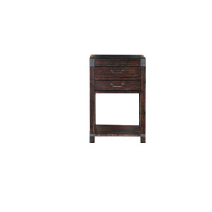 Pine Hill Open Nightstand