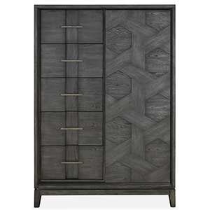 Proximity Heights Contemporary Sliding Door Chest
