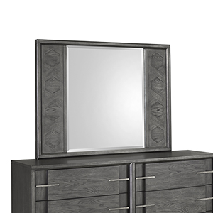 Proximity Heights Contemporary Landscape Mirror