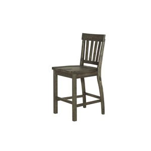Bellamy Counter stool in Weathered Pine