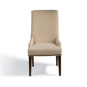 Rothman Warm Stained Upholstered Chair