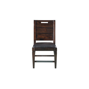 Pine Hill Dining Side Chair w/ Upholstered Seat
