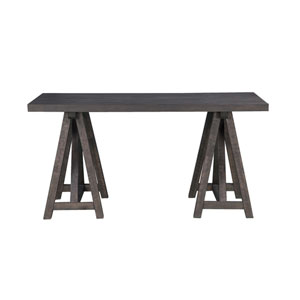 Sutton Place Desk in Weathered Charcoal