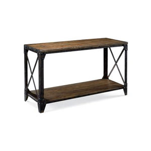 Magnussen Home Pinebrook Natural Pine Rectangular End