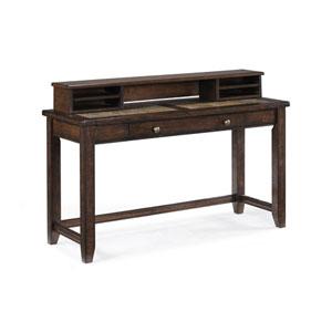 Allister Cinnamon Sofa Table Desk