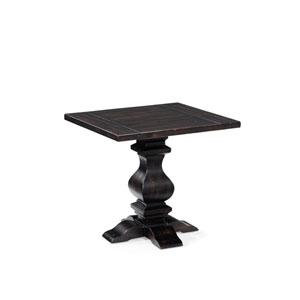 Rossington Ebony Rectangular End Table