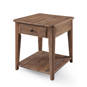 Baytowne Rectangular End Table