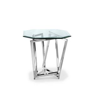 Lenox Square Octagonal End Table