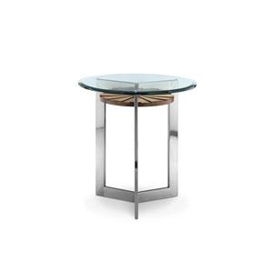Rialto Round End Table
