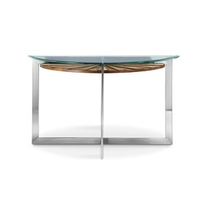 Rialto Demilune Sofa Table