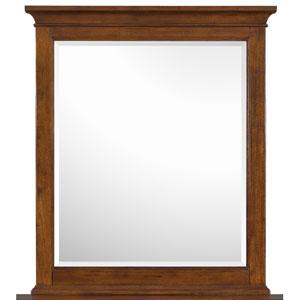 Riley Cherry Portrait Mirror