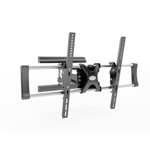 CorLiving Articulating Flat Panel Wall Mount for 42-Inch - 65-Inch TVs