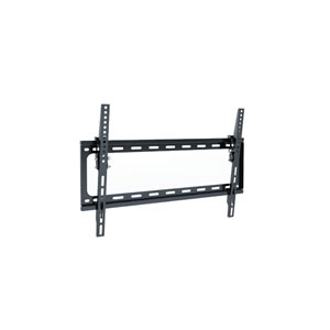 Black Flat Panel Wall Mount for 32-Inch - 55-Inch TVs up to 77lbs