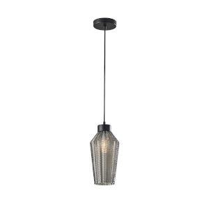 Belfry Black One-Light Mini-Pendant