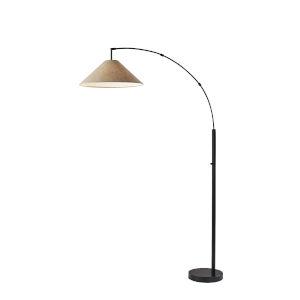 Braxton Dark Bronze One-Light Floor Lamp
