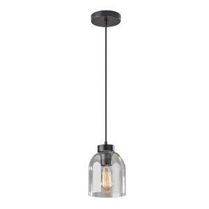 Bristol Black One-Light Mini-Pendant
