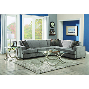 Grey Sectional Sofa for Corners