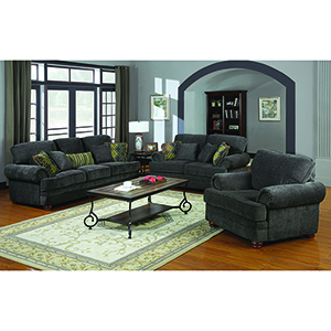 Brown Living Room Sofa