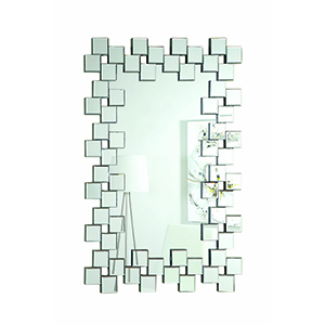 Accents Frameless Wall Mirror