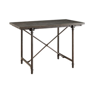 Kirkwood Antique Bronze Counter Height Table