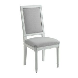 Hampshire White Side Chair, Set of Two