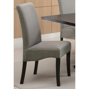 Stanton Gray Chair, Set of 2