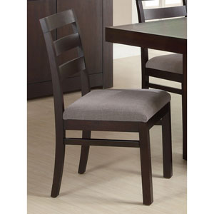 Dabny Ladder Back Dining Chair, Set of 2