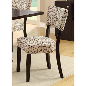 Libby Upholstered Dining Side Chair, Set of 2