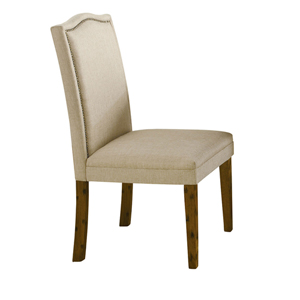 Tan Parsons Dining Chair, Set of 2