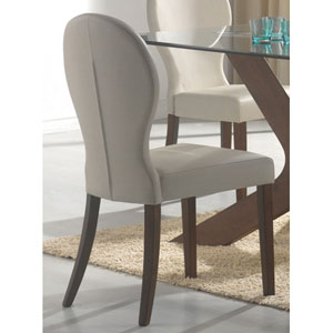 San Vicente Upholstered Dining Side Chair, Set of 2