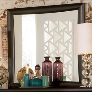 Phoenix Contemporary Dresser Mirror